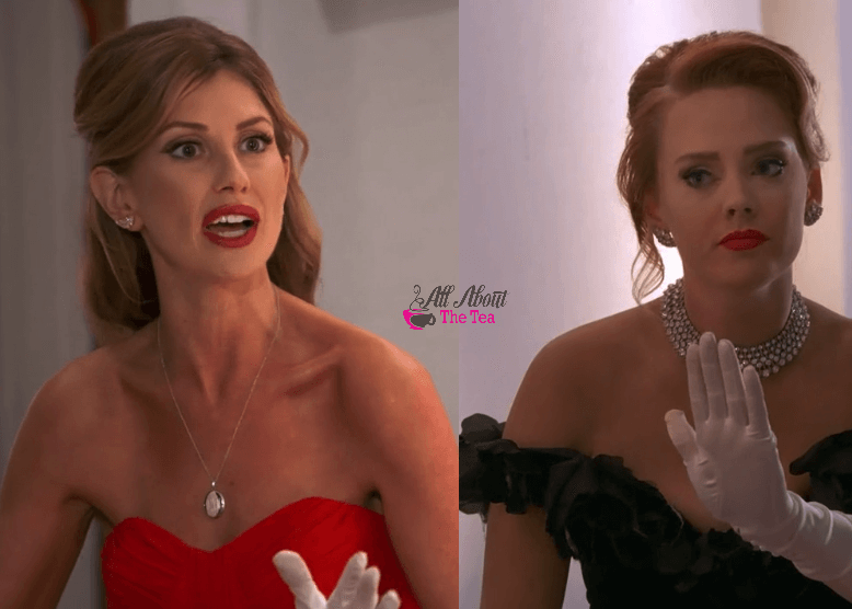 Ashley Jacobs and Kathryn Dennis - Southern Charm