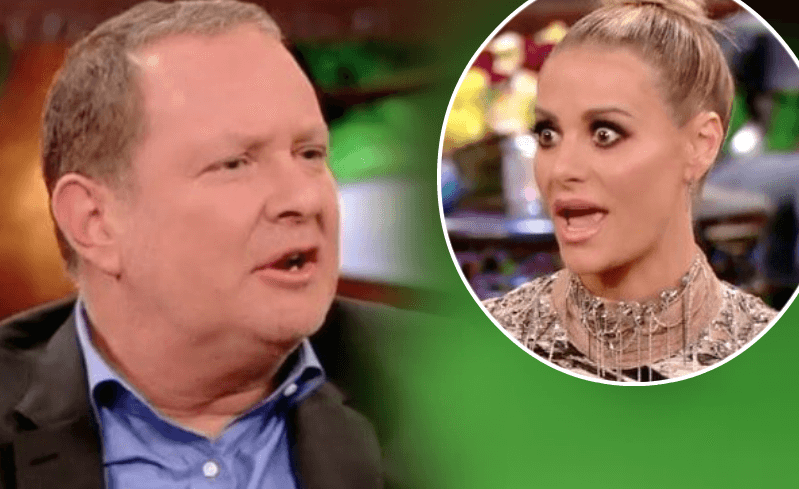 f5620f0de7 Dorit Kemsley's Husband PK Owes Over $2 Million In Gambling Debt! #RHOBH