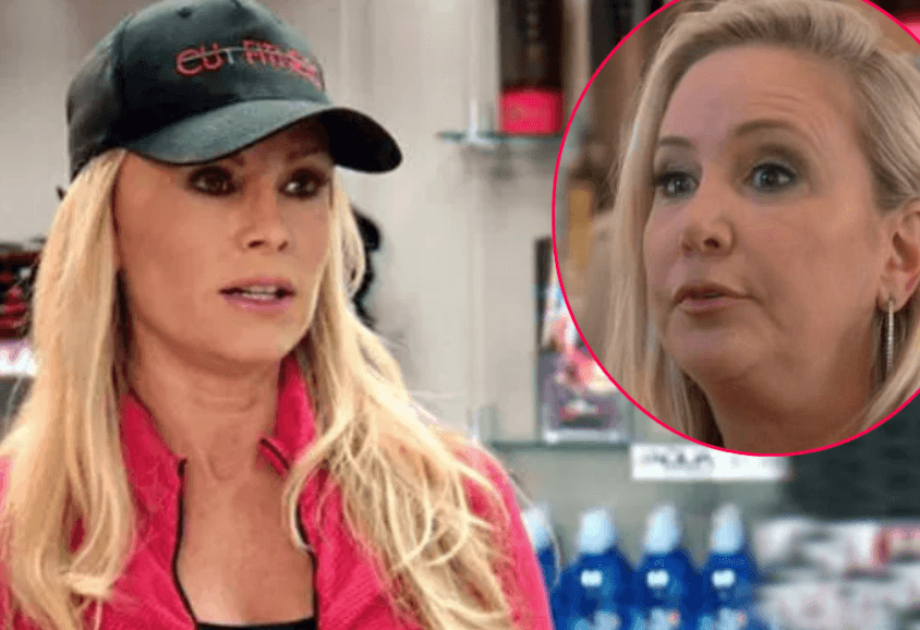 Tamra Judge and Shannon Beador - RHOC
