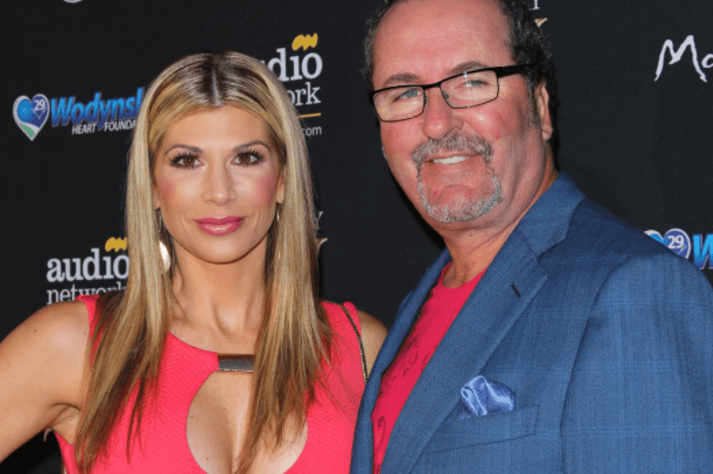 Alexis Bellino and Jim Bellino - RHOC