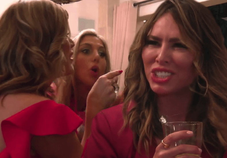 Emily Simpson and Kelly Dodd - Real Housewives of Orange County
