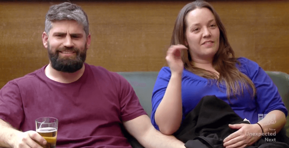 Rachel Bear and Jon Walters - 90 Day Fiance: Before the 90 Days