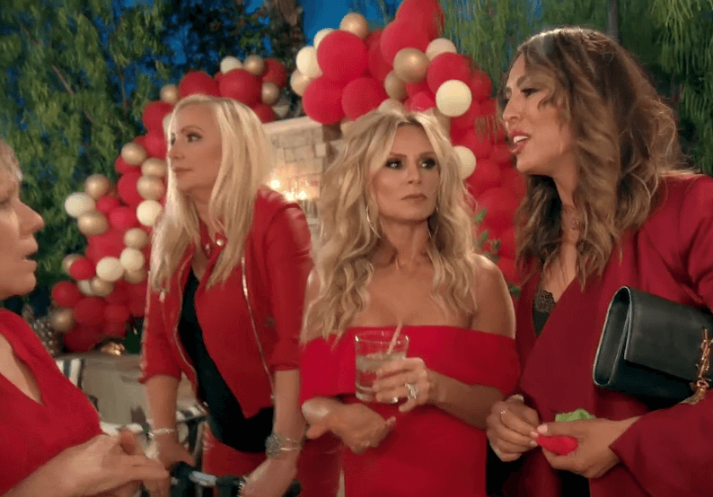 Kelly Dodd, Tamra Judge, Emily Simpson - Real Housewives of Orange County