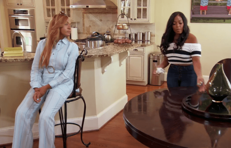 Mariah Huq and Toya Bush - Married to Medicine