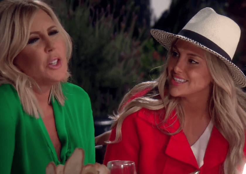 Vicki Gunvalson and Gina Kirschenheiter - Real Housewives of Orange County
