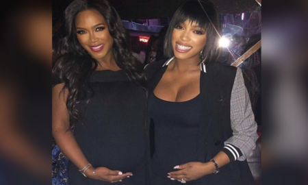 Kenya Moore and Porsha Williams - Real Housewives of Atlanta