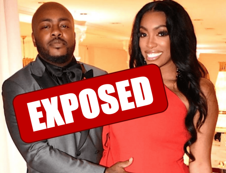 Porsha Williams and Dennis McKinley - Real Housewives of Atlanta