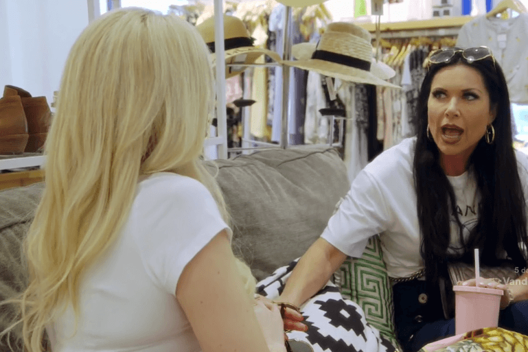 Kameron Westcott and LeeAnne Locken - Real Housewives of Dallas