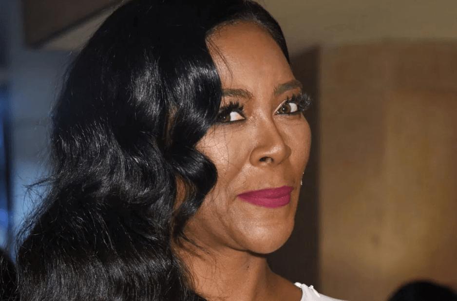 Kenya Moore - Real Housewives of Atlanta