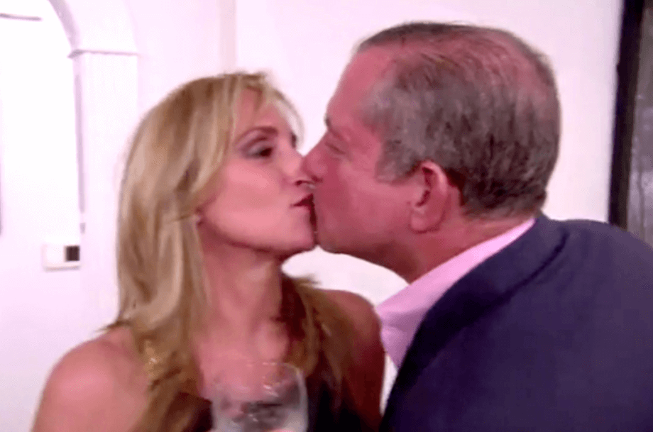 Harry Dubin and Sonja Morgan