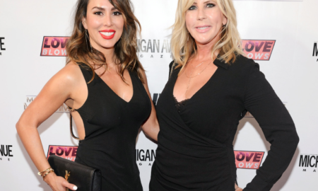 Vicki Gunvalson and Kelly Dodd