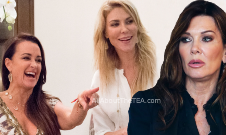 Kyle Richards and Brandi Glanville