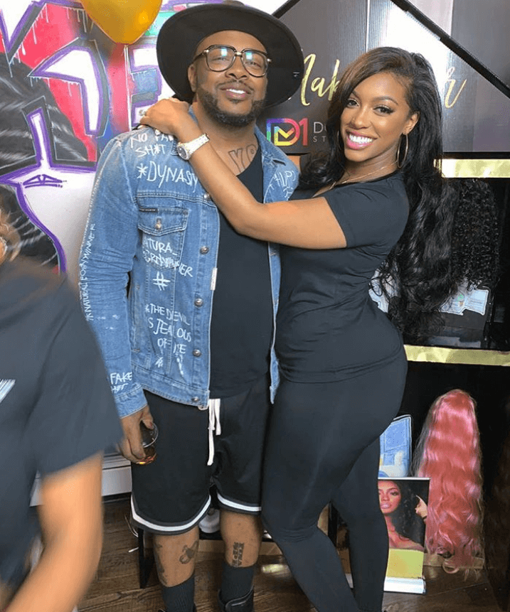 Adrian Long - RHOA: Here is the tea on Porsha Williams fiance Dennis