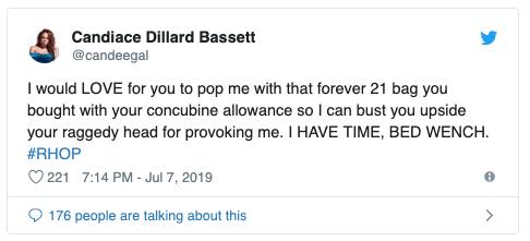 Candiace Dillard