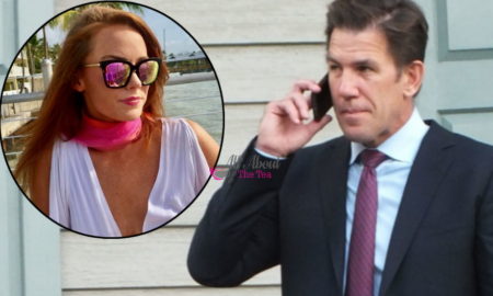 Thomas Ravenel and Kathryn Dennis