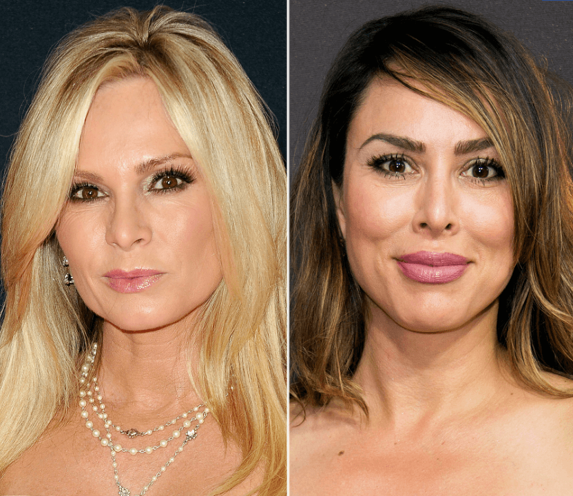 Tamra Judge and Kelly Dodd