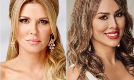 Kelly Dodd and Brandi Glanville