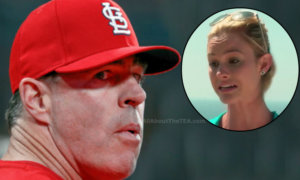 Meghan Edmonds and Jim Edmonds