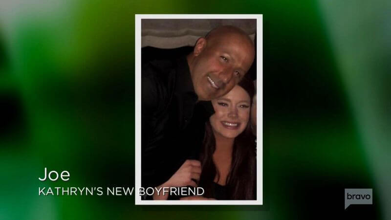 Joe Abruzzo and Kathryn Dennis