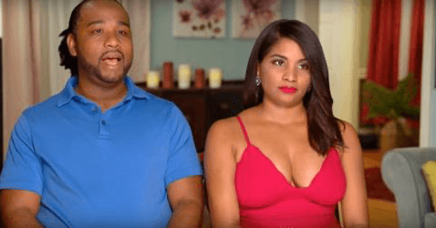 90 Day Fiance - Robert and Anny