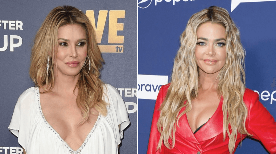 Brandi Glanville  Denise Richards