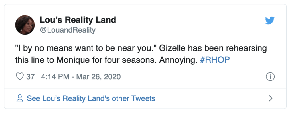 Gizelle Bryant