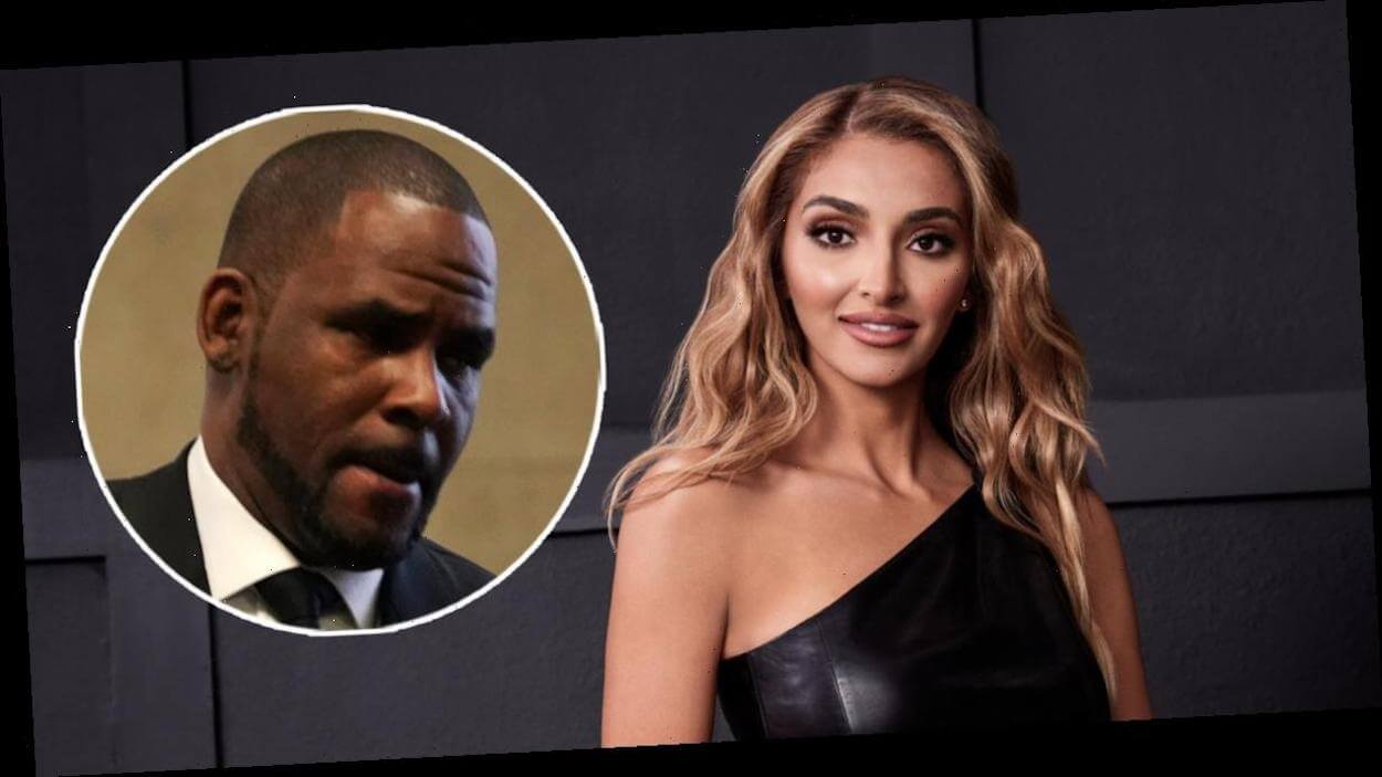 R Kelly S Ex Girlfriend To Expose Shahs Of Sunset Star Sara