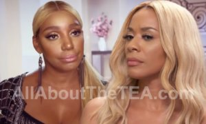 NeNe Leakes and Yovanna Momplaisir