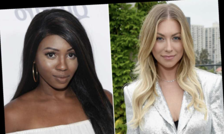 Stassi Schroeder and Faith Stowers
