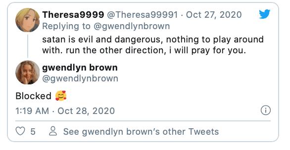Gwendlyn Brown