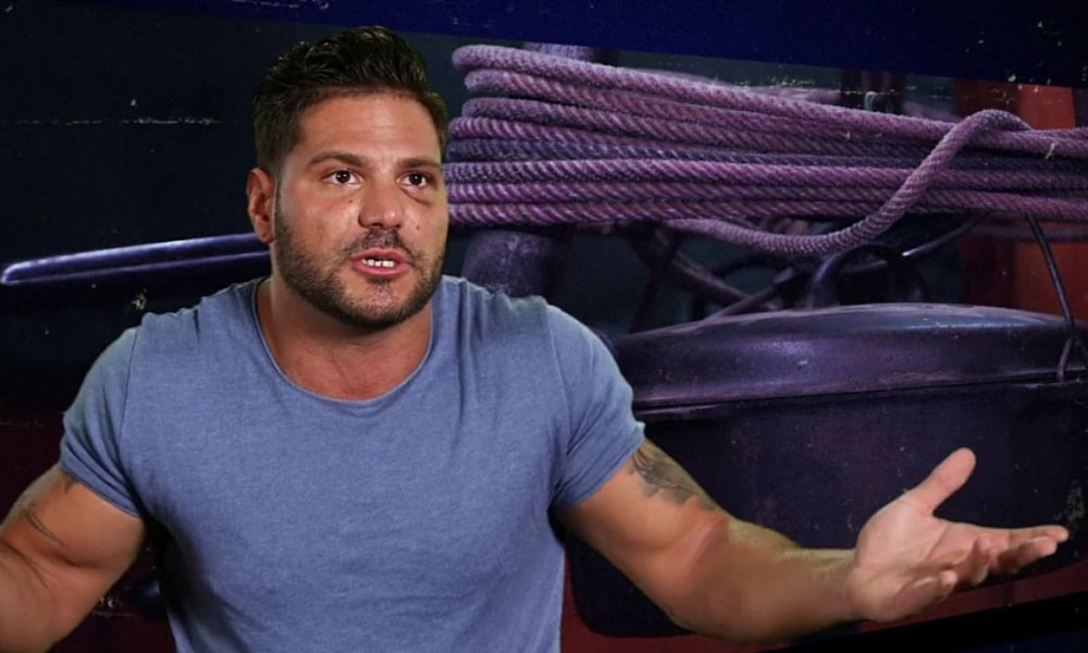 Jersey Shores Ronnie Ortiz-Magro Released From Jail After