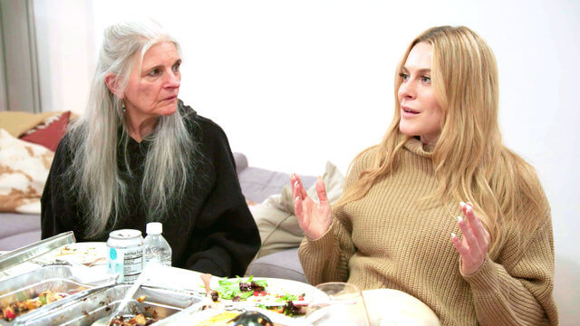 'RHONY' RECAP: Sonja Diagnosed With COVID, Eboni Finds Her Dad And Learns She Has Two Sisters!